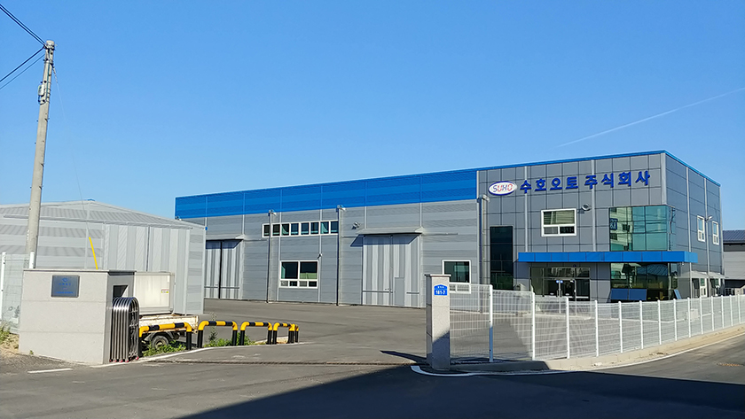 회사개요 > Overview | Suhoauto - Bus Air Conditioner, Power Pack